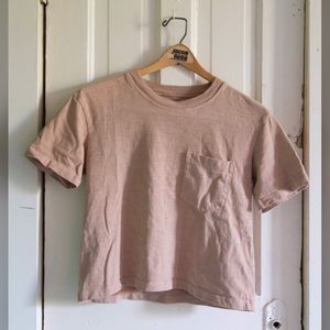 Madewell Cropped Top